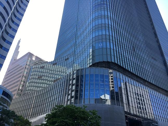 東京宝塚劇場の真横に建設中のビルについて調べてみた