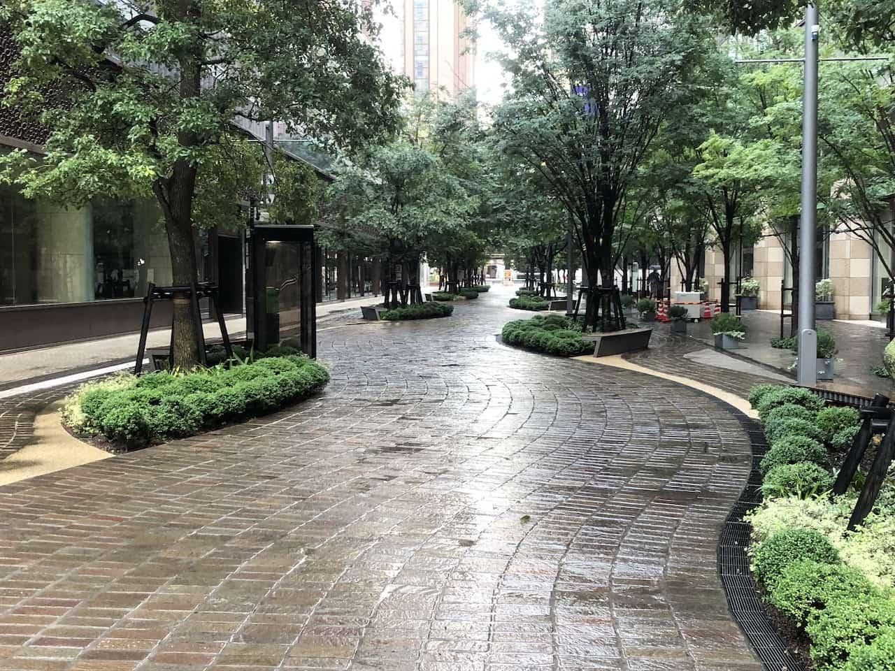 壬生義士伝当日券の日は雨